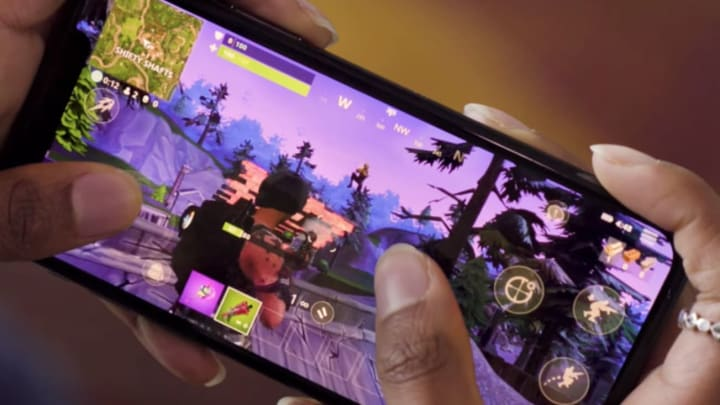 Fortnite has been removed from Apple's App Store because of the recent V-Bucks price change.