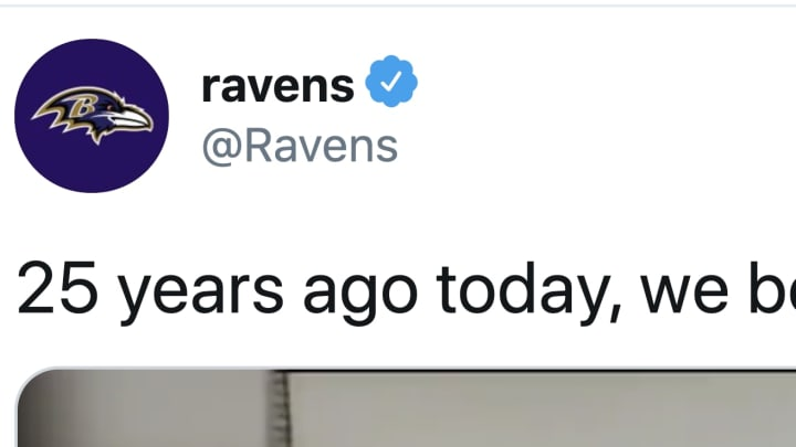 The Baltimore Ravens are apparently not the best team in the league when it comes to math