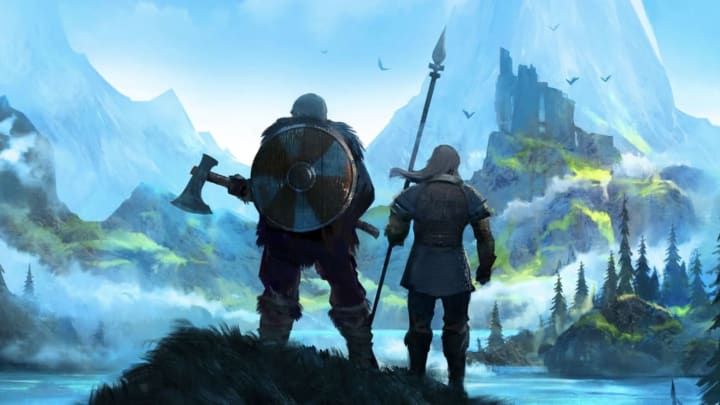 Use weapons, smarts, and alchemy to survive in the world of Valheim.
