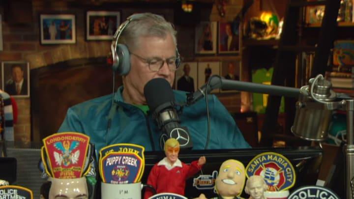 Dan Patrick interviews ESPN NFL reporter Jeff Darlington on the Dan Patrick Show