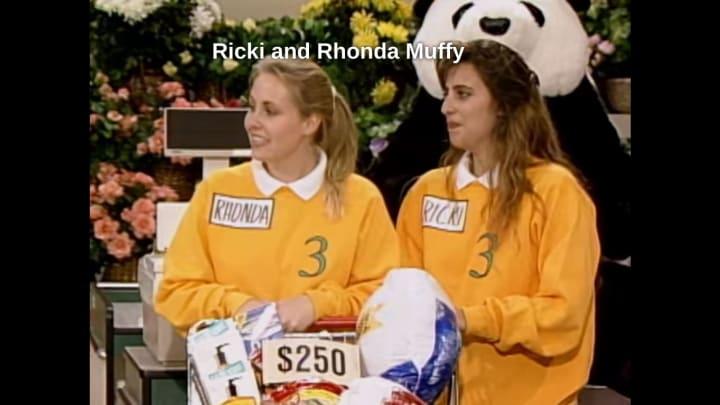 Rhonda Muffy.