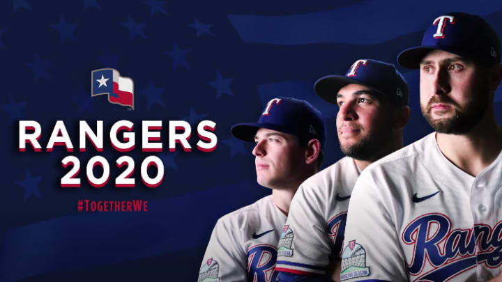 Vote for the Texas Rangers