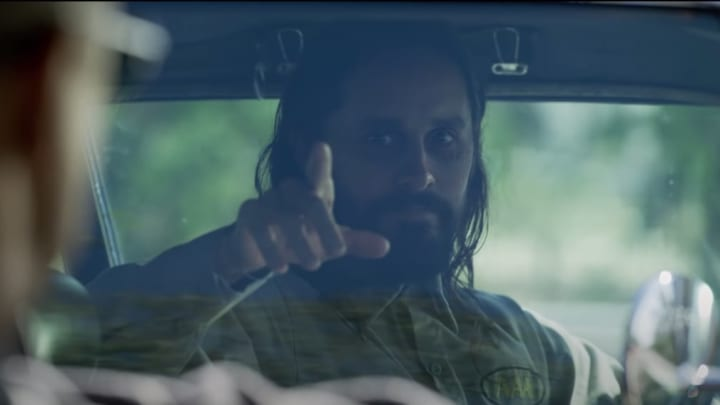 Jared Leto in 'The Little Things.'