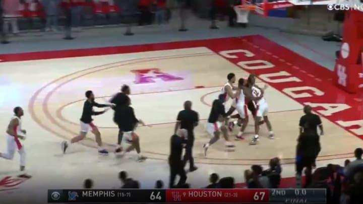 Houston celebrates