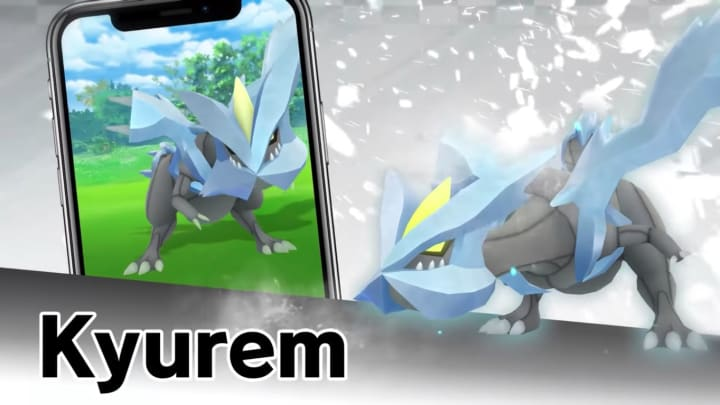 The best counters to defeat Kyurem in Pokémon GO.