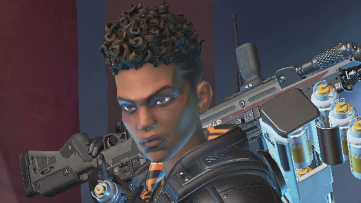 Apex Legends fans believe Bangalore's Heirloom has been teased on one of her specific skins.
