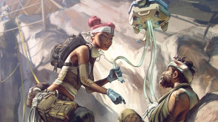 An Apex Legends dev explained the reason why the team avoids fan-made content. And once you hear it, it's an excellent reason.