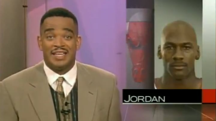 Stuart Scott's SportsCenter segment about Michael Jordan's flu game