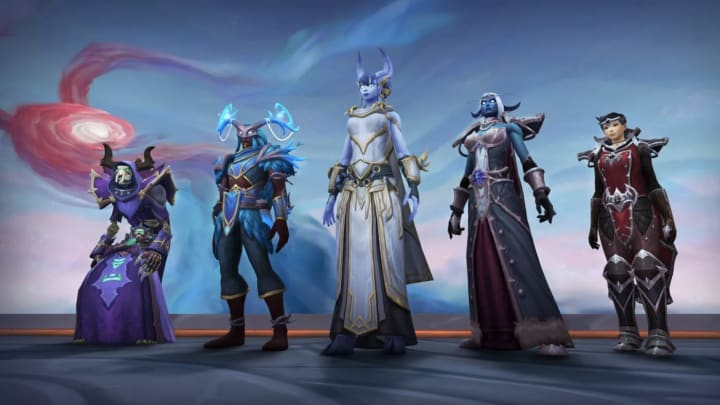 Chains of Domination Shadowlands release date is still up in the air as World of Warcraft players patiently wait for the next content release.