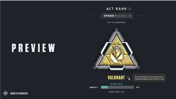 Act 2 will add significant changes to the ranking system