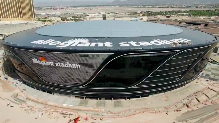 VIDEO: New 360 View of Las Vegas Raiders' Stadium is Extremely Impressive