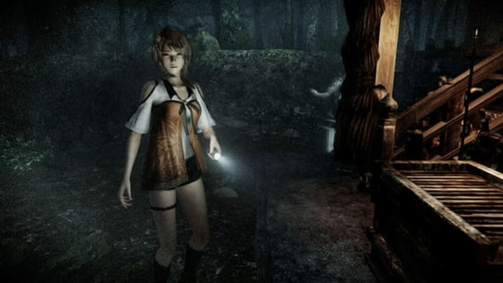 Fatal Frame: Maiden of Black Water Announced for Nintendo Switch