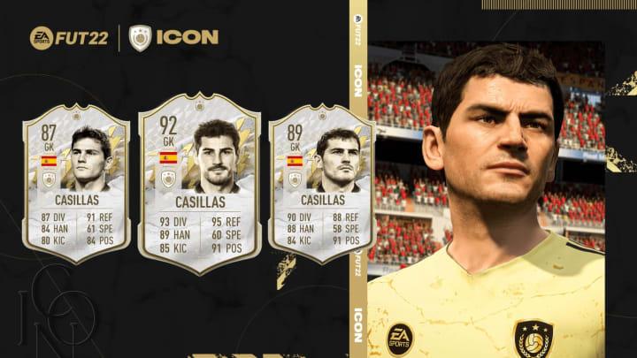 FIFA 22 Iker Casillas Revealed as New Final Crew Icon