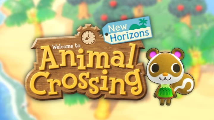 Sylvana in Animal Crossing: New Horizons
