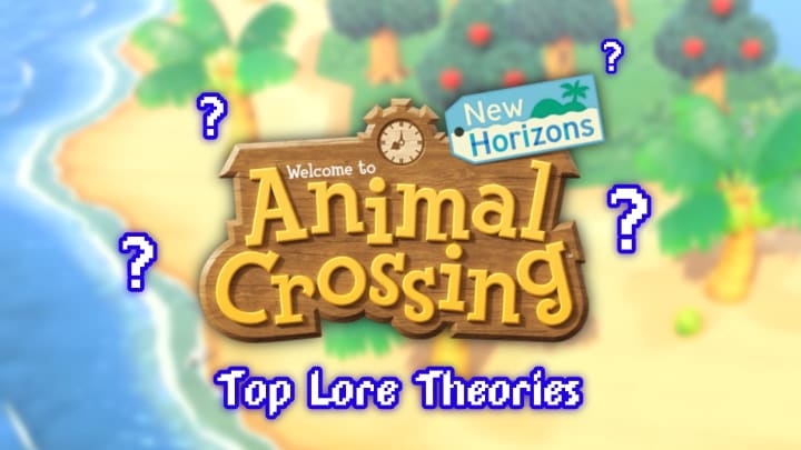 Top lore theories from the Animal Crossing franchise