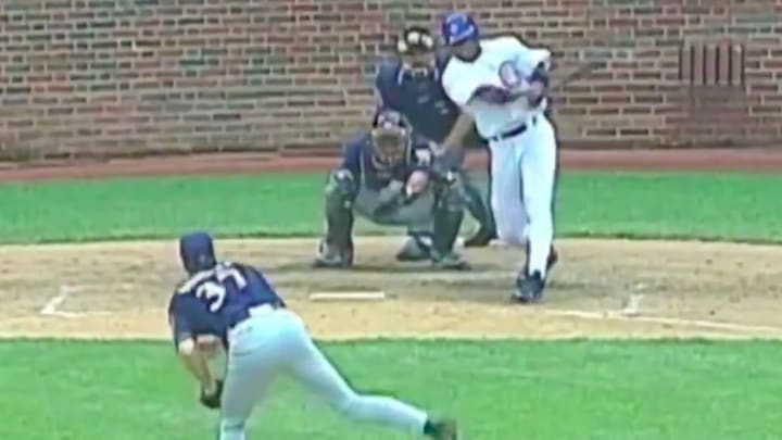 Glenallen Hill hit his infamous rooftop home run 20 years ago today.