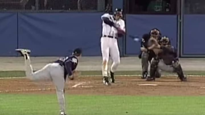 VIDEO: Remembering How David Justice Berated Braves Fans and Became Their World Series Hero a Day Later