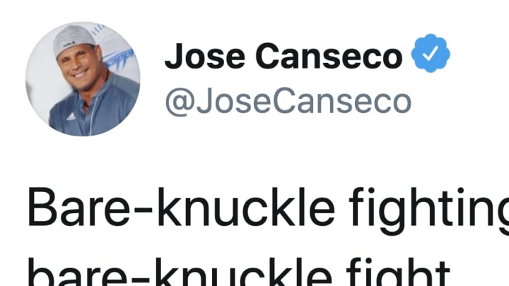 Jose Canseco wants a piece of Alex Rodriguez