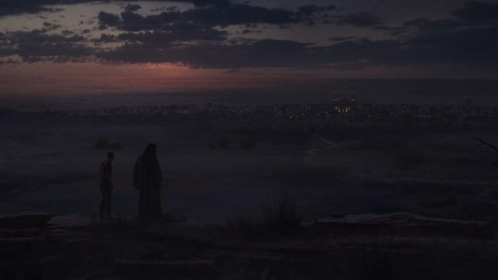 Diablo II: Resurrected Act. II cinematic