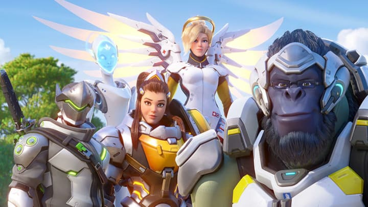 Overwatch's competitive mode can now enforce roles.