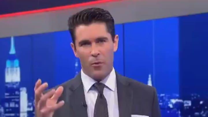 Newsmax host Rob Schmitt