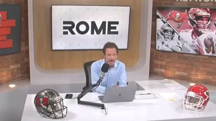 Jim Rome discusses Super Bowl LV