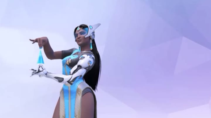 Despite the reworks, nerfs and buffs throughout the years Symmetra hasn't really found her place in the meta this month.