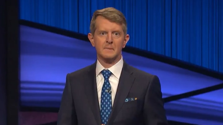 Ken Jennings hosts first episode of Jeopardy! without Alex Trebek in more than 36 years.
