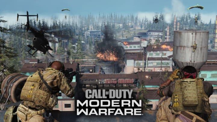 Call of Duty Warzone Maintenance