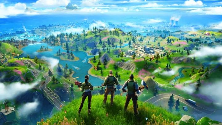 Fortnite Season 2 official promotional art