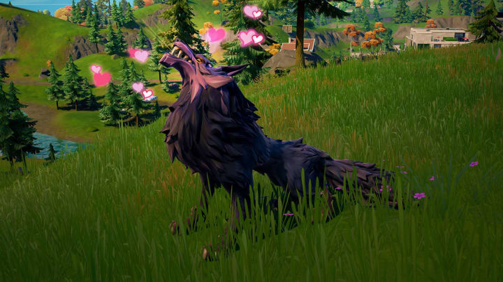 With Fortnite Season 6, Primal, players are thrown back to a time when the island was wild and free. That also means wild and free animals.