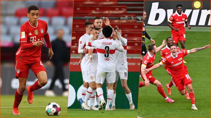 Die drei größten Überraschungen der Saison: Musiala, der VfB und Union Berlin