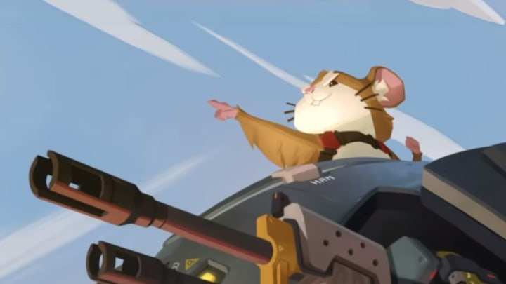 Hammond is great at disrupting the enemy team.
