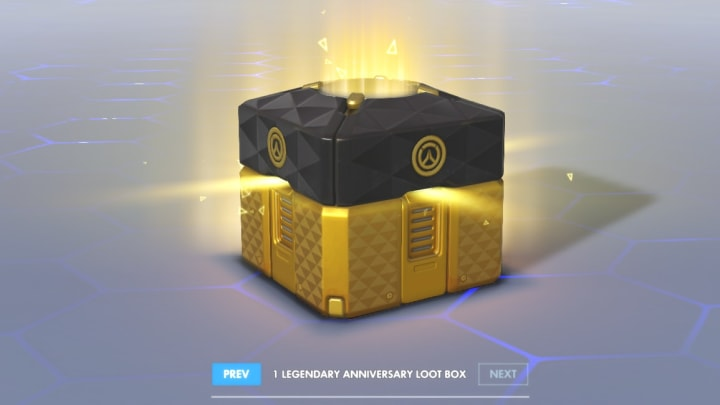 How to get legendary loot boxes in Overwatch.