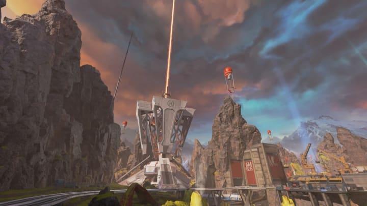 World's Edge in Apex Legends