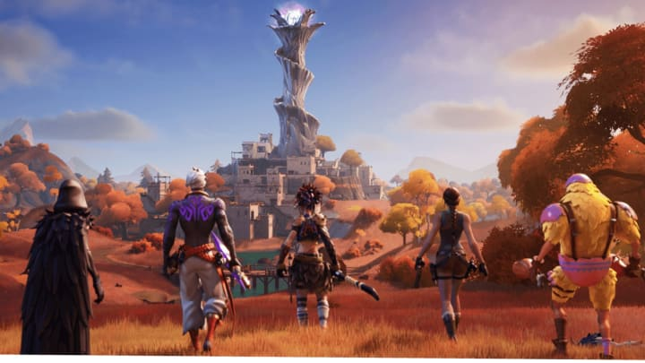 Fortnite Chapter 2 Season 6 introduced many NPCs scattered across the Battle Royale map available to find.