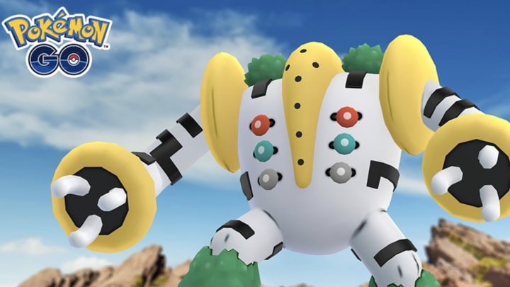 Pokemon GO: Regigigas Best Counters Guide