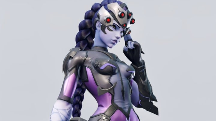 Widowmaker received a new look for Overwatch 2.
