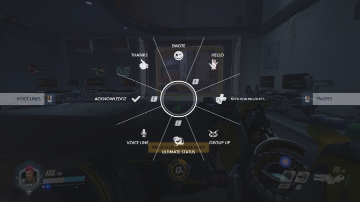 Overwatch's new communication wheel explained.