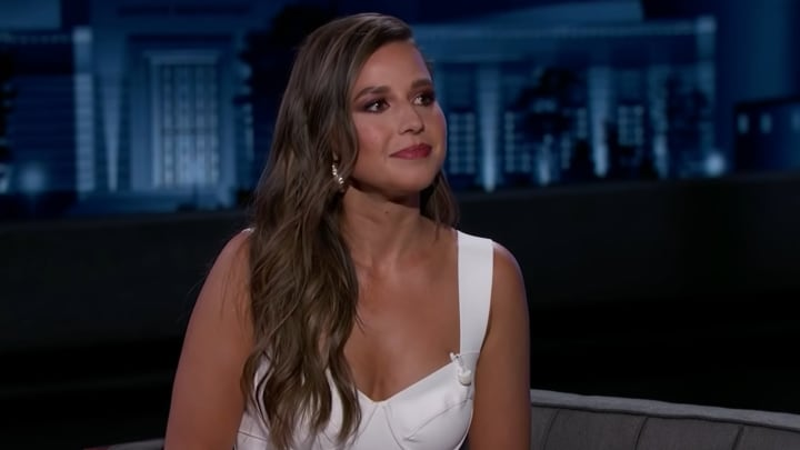 """Katie Thurston on """"Jimmy Kimmel Live"""""""