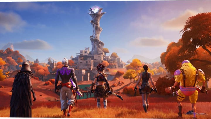 Fortnite Season 6 has introduced a variety of map changes, including the addition of the Zero Point.