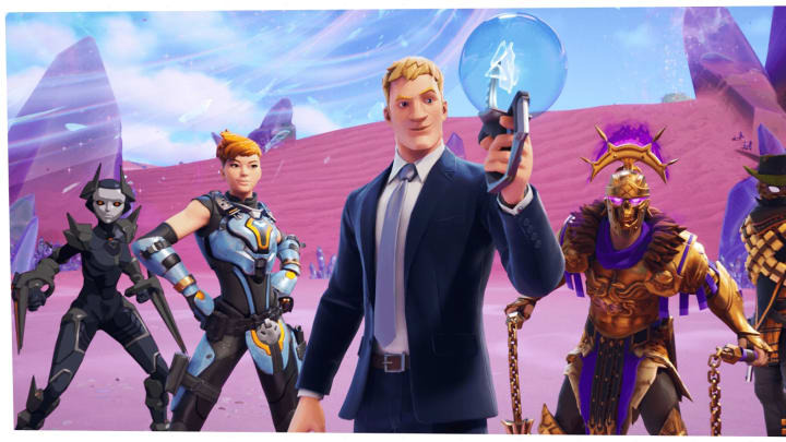 How to complete Fortnite Season 5 Week 9 challenges.