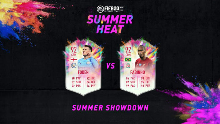 Phil Foden FIFA 20 Summer Showdown SBC is now available to be completed as a part of the Summer Heat promotion.
