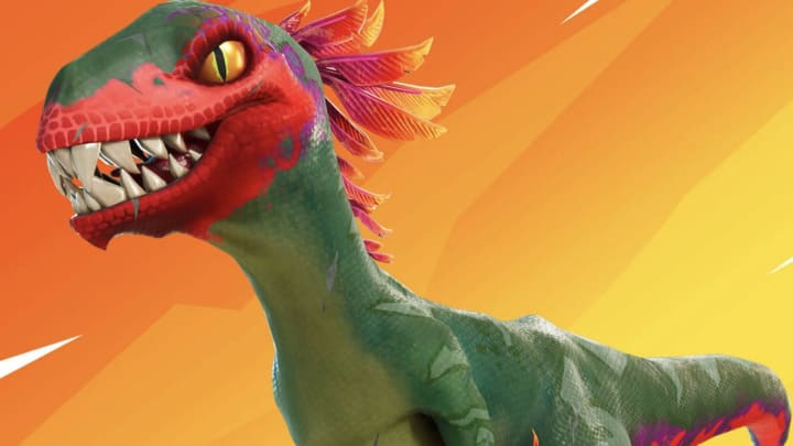 Raptors are currently roaming the Fortnite Island, fight them or tame them today!