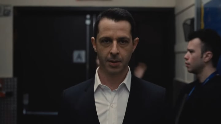Jeremy Strong as Kendall Roy in the Succession Season 3 trailer