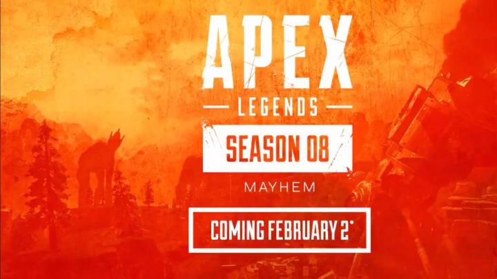 Apex Legends Season 8 starts Feb. 2 at 1 p.m. EST