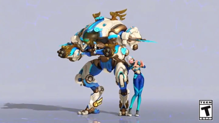 D.Va was announced to be receiving a new legendary all star skin leaving players wondering how to get it.