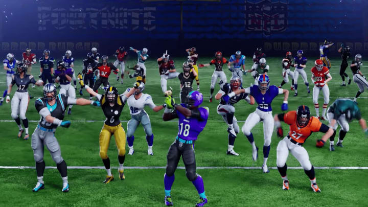 Epic Games updated the Washington Football Team's skin and is now allowing players to refund their NFL skins for free — for a limited time.