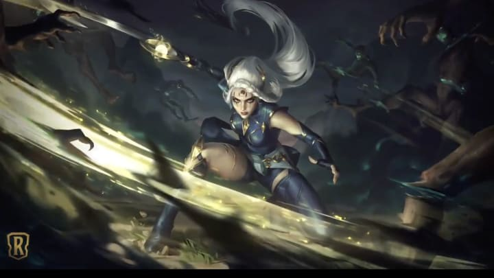 Sentinel Diana splash art