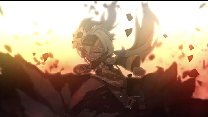 Natlan in the preview trailer